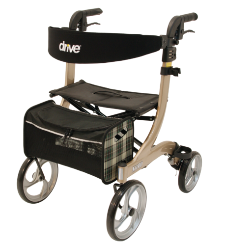Drive Medical Rollator Nitro - Champagner
