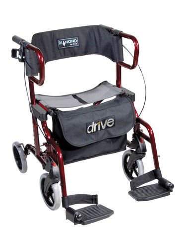 Drive Medical Rollator Diamond Deluxe