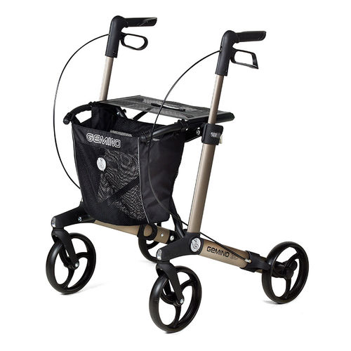 Rollator Sunrise Medical Gemino 30 Champagne