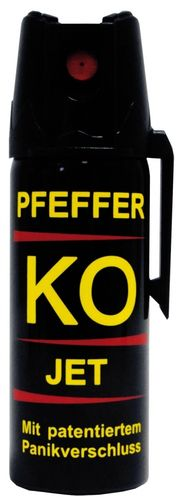 Pfefferspray KO Jet 50 ml